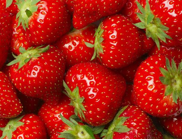 aardbeien dagprijs